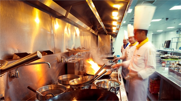 Commercial Kitchen Focus: Great Hospitality Show 2017