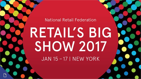NRF Retail's Big Show 2017: Retail Tech Trends