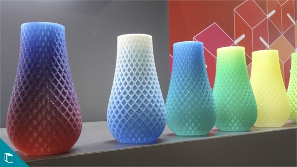 CES 2017: Colour, Material & Finish