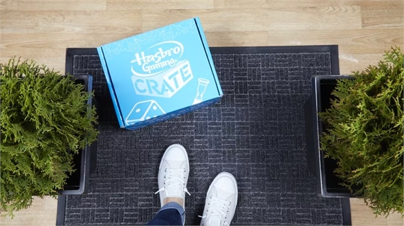 Hasbro Launches Gaming Crate Subscription Service