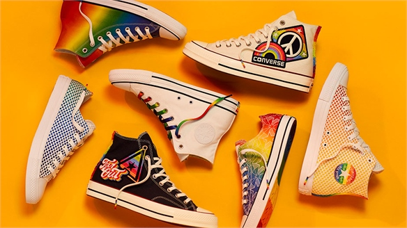 Pride Month's Capsule Sneaker Collections