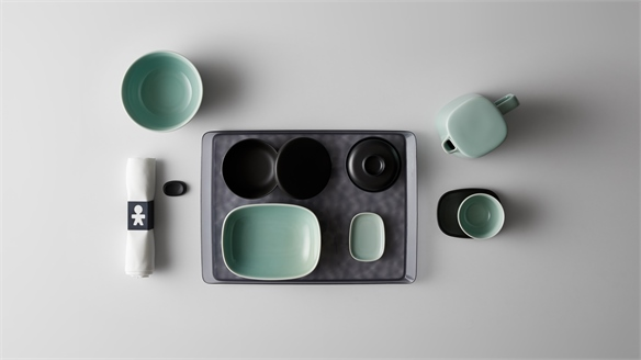 Delta x Alessi: Elevated Airline Tableware Design