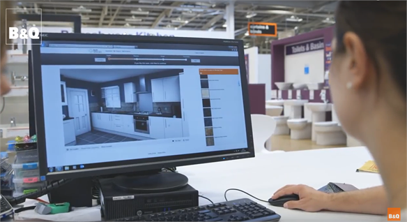 Improving DIY Retail: B&Q's New Digital Strategy