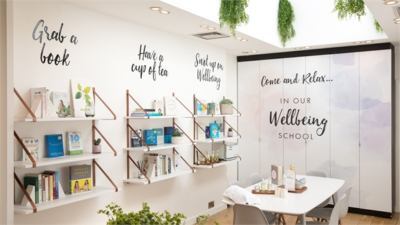 Neom Organics Launches In-Store Wellbeing Schools