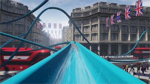Topshop's VR Water Slide Taps Trend for In-Store Immersion