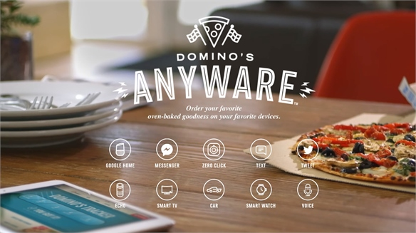 Domino's Plans AI-First Future