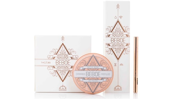 Beboe: Luxury Cannabis