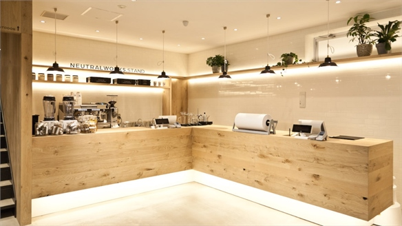 Neutral Works: 360° Hybrid Wellbeing Concept Store, Tokyo
