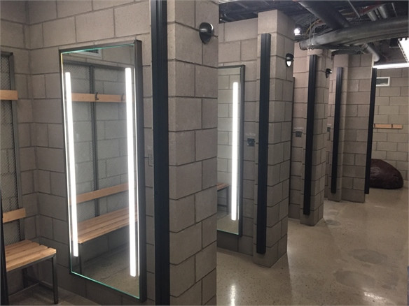 Retail Design Innovative Fitting Rooms Stylus