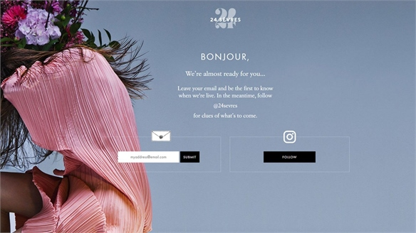 24 Sèvres: LVMH Embraces Frenemy-Inflected E-Tailing