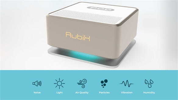 Rubix: Device Detects Sound and Pollution