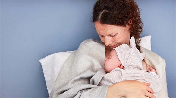 Baby Blankets Mimic Parents' Heartbeats