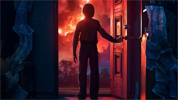 Snapchat's AR Portal into Stranger Things