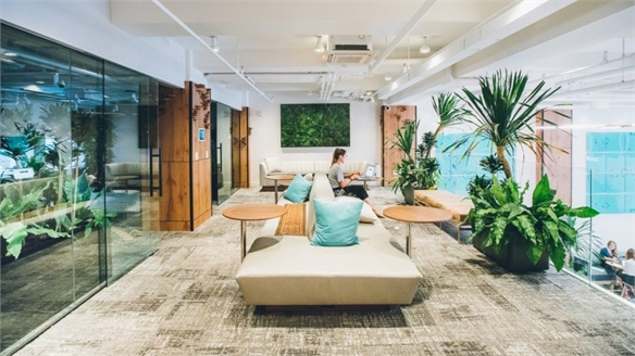 The Assemblage: Mindful Co-Working Space