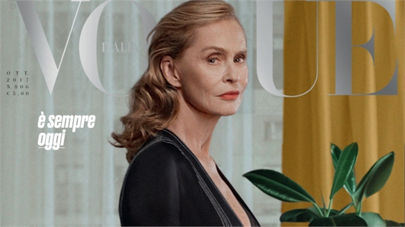 Vogue Italia Champions Women Over 60