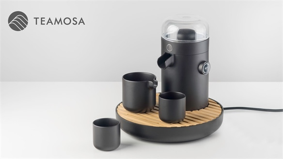 Ultrasonic Tea-Making Machine