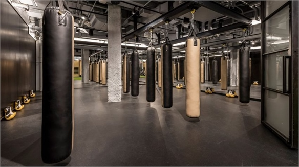 WeWork Opens Branded Gym