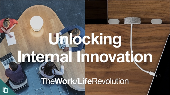 Unlocking Internal Innovation