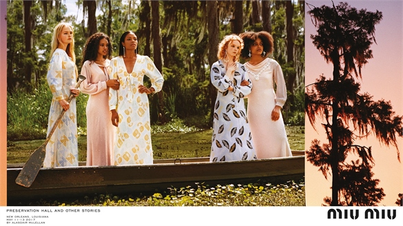 Fashion Ad Campaigns A/W 17/18: Diversity Gains