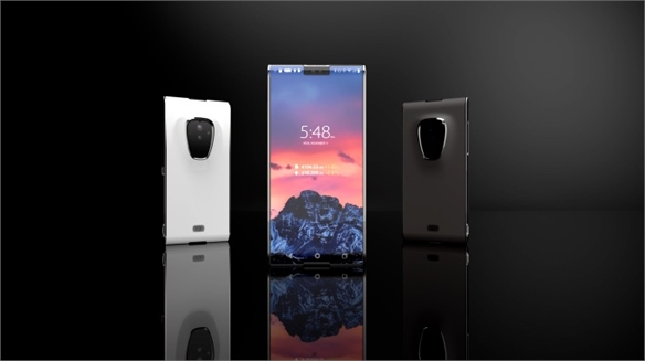 Finney: Blockchain-Powered Smartphone