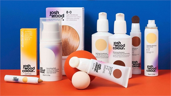 Josh Wood's Digital Hair-Dye Matching