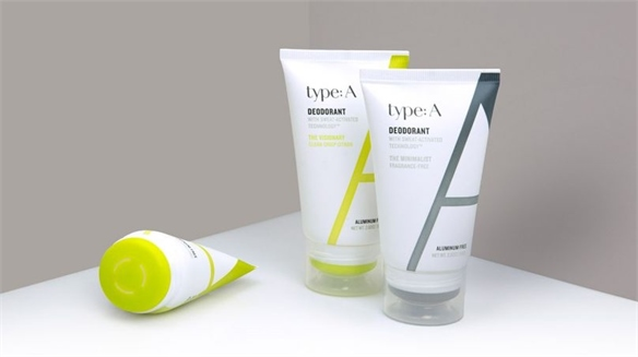 Type: A's Next-Gen Natural Deodorants