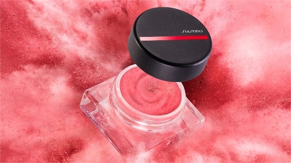 Revamped & Reclassified: Shiseido's Bold New Make-Up Range