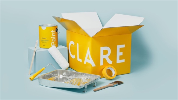 Clare: the Paint Brand Empowering DIY Home Renovators