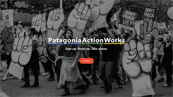 Patagonia Links Would-Be Activists to Grassroots Groups
