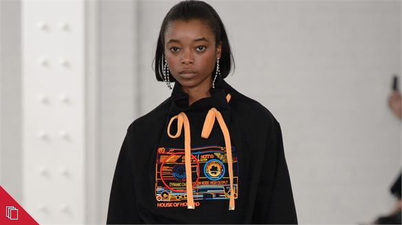 A/W 18/19 London: Key Looks