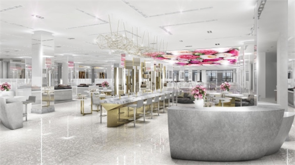 Service for Millennials: Saks' New Beauty Department, NYC