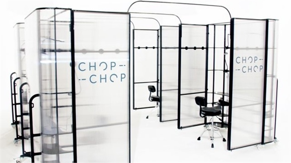 Chop-Chop London's Inclusive Digital & Mobile Hair Salon