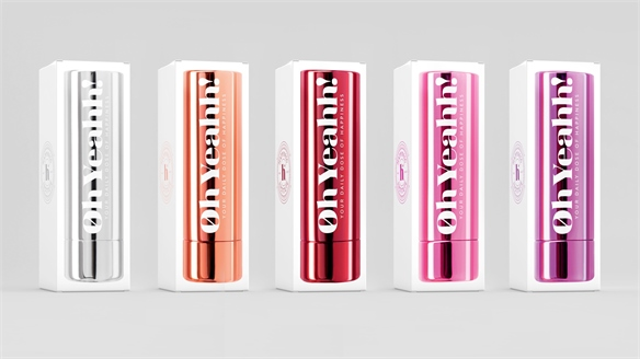 Oh Yeahh! Launches Happiness-Inducing Lip Balms