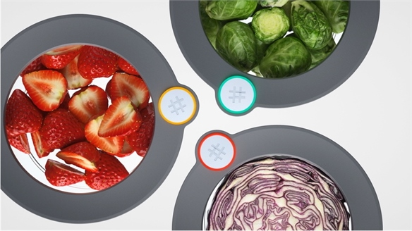 LED Food Storage System