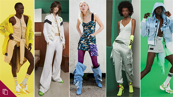 Resort 19: 90s Retro-Active