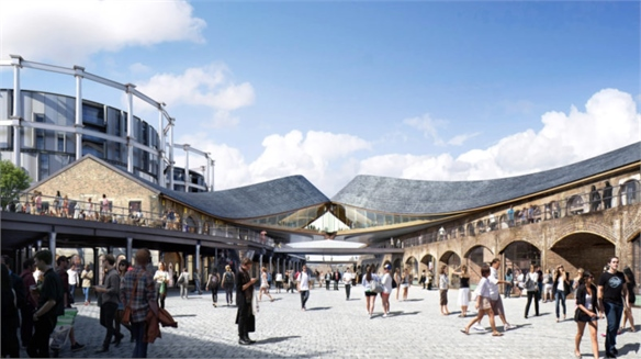 Does London's Coal Drops Yard Redefine Mall Culture?