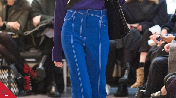 A/W 18/19: Trousers & Pants