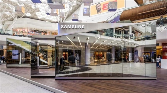 Connected Space to Hire: Samsung Launches IoT-Enabled Pop-Up