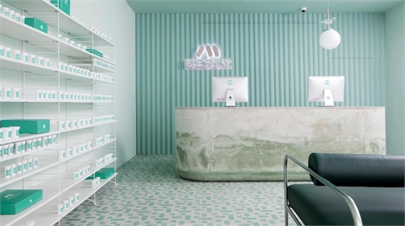 Medly, NYC: Painless Pharmacy Retail