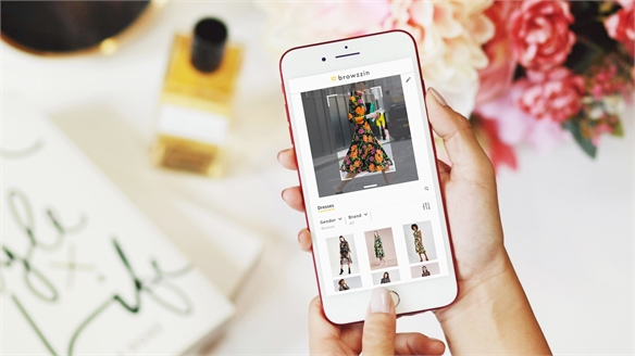 Shoppable Content: AI App Browzzin