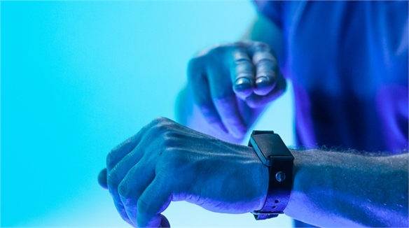 Wristband Tracks Body Composition
