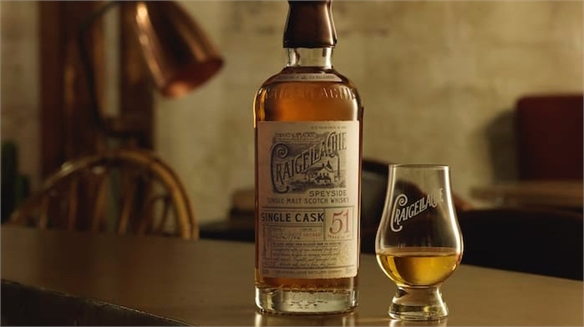 Collectable Whisky is Given Away for Free