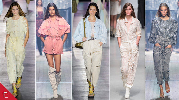 S/S 19 One to Watch: 80s Pretty Thing