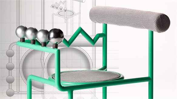 Beijing Design Week Highlight: Sensory Chair Collection