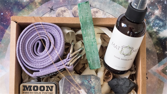 Mainstreaming Spirituality: MoonBox's Celestial Subscription