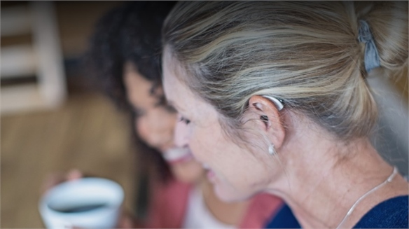 Starkey's New Hearing Aids Tap Wearable Tech Appeal