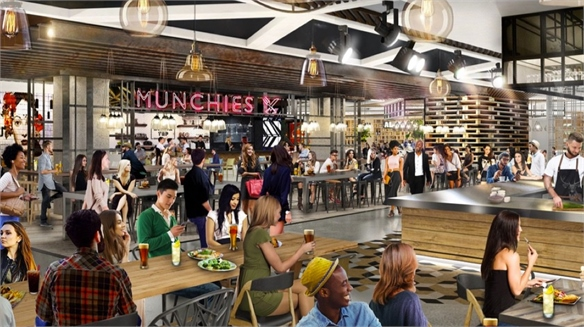 Vice Media Stretches Into the Food Hall Space