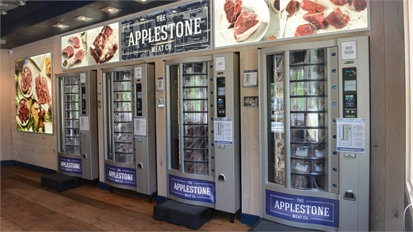 US Start-Up Launches Vending Machine for Meat Lovers