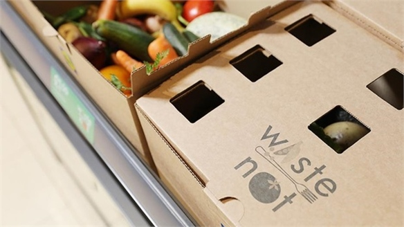 Fighting the Rising Tide of Food Waste