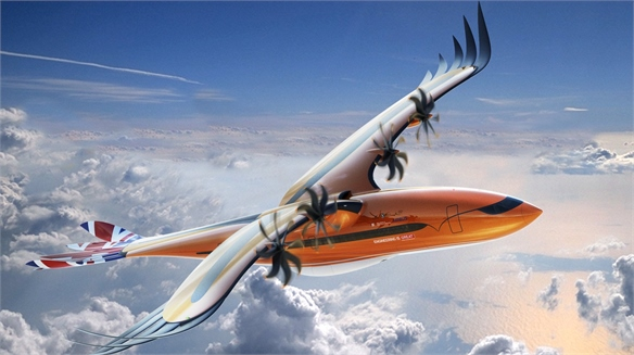 Airbus Looks to Nature for its New Eco Design Concept